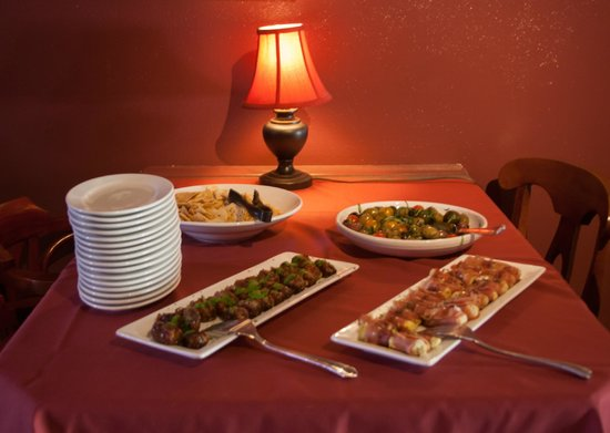 Cafe Roka: Appetizers