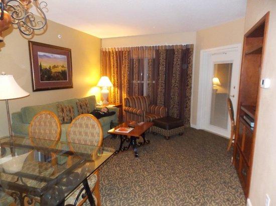 Hilton Grand Vacations at Tuscany Village: One Bedroom