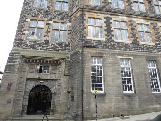 The Stirling Highland Hotel: Hotel