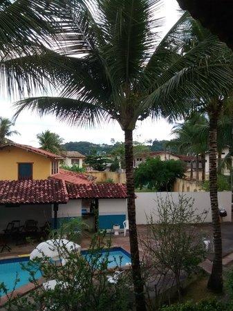 Praia Mar Hotel: vista