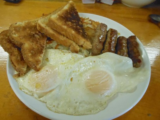 Elkhorn Grill : Breakfast