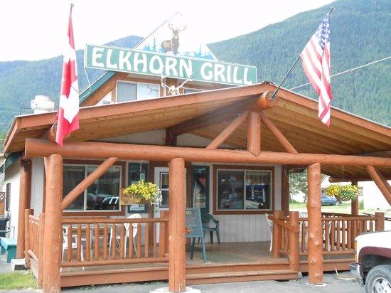 Elkhorn Grill : Front