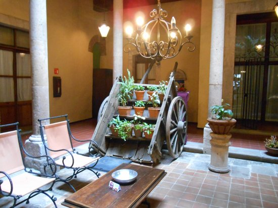 Alameda Centro Historico Hotel: Hotel Alameda - Morelia