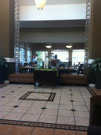 Lobby picture of hilton garden inn napa napa tripadvisor Hilton garden inn napa valley