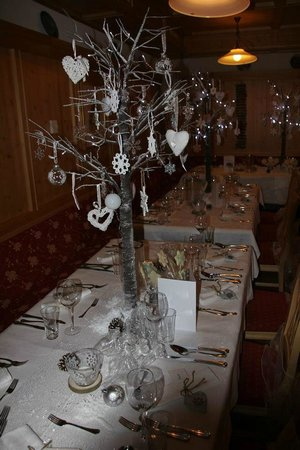 Hotel Tirolerhof: Extra dining room