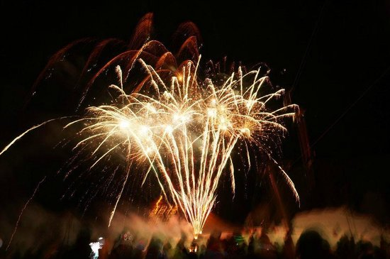 Landhotel Tirolerhof: New year