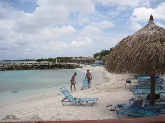 De Palm Island: Bahias al lado de bar &grill