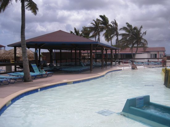 De Palm Island: Entrada juegos agua