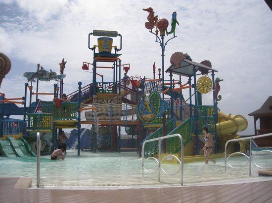 De Palm Island: Juegos agua