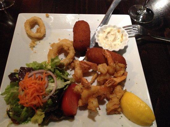 Raphael Restaurant: Seafood mix
