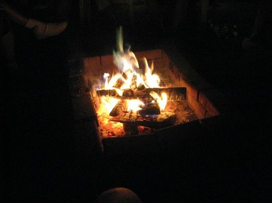 Twin Ells : Bonfire on your own lawns are awesome!!!