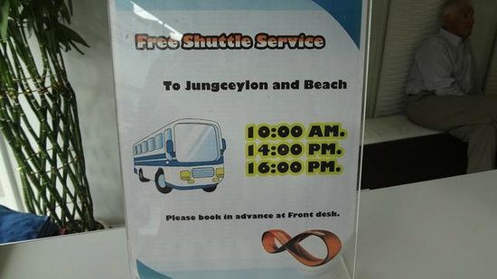 Patong Holiday: Shuttle service offered