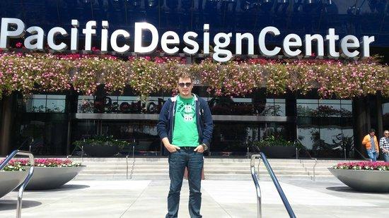 Pacific Design Center: La