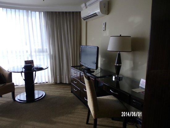 Plaza Paitilla Inn: habitación amplia