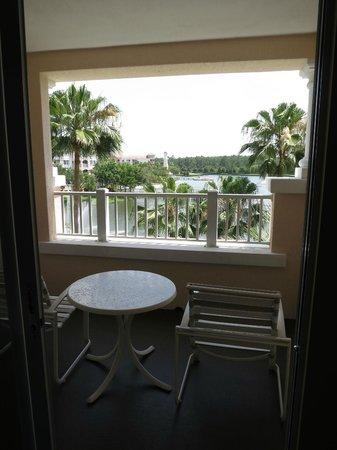 Marriott's Grande Vista : View from second bedroom