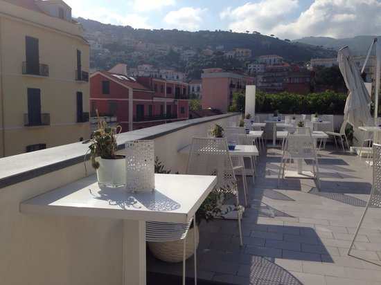 Cubo Apartments: The view from the roof