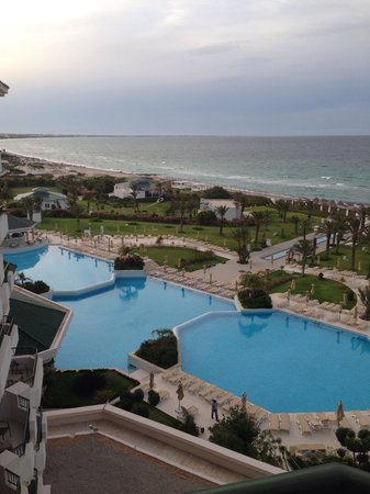 IBEROSTAR Royal El Mansour & Thalasso : View from room 5019