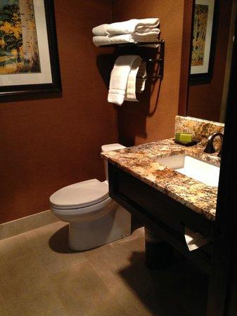 Bishop Creekside Inn : Bathroom