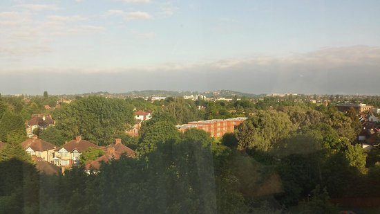 Premier Inn London Wembley Park Hotel : View from room 501