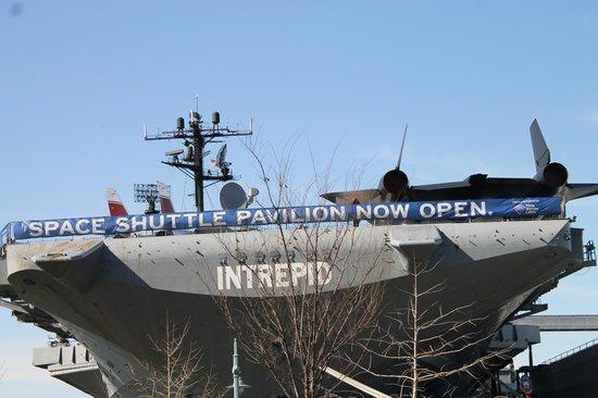 Intrepid Sea, Air & Space Museum : particolare