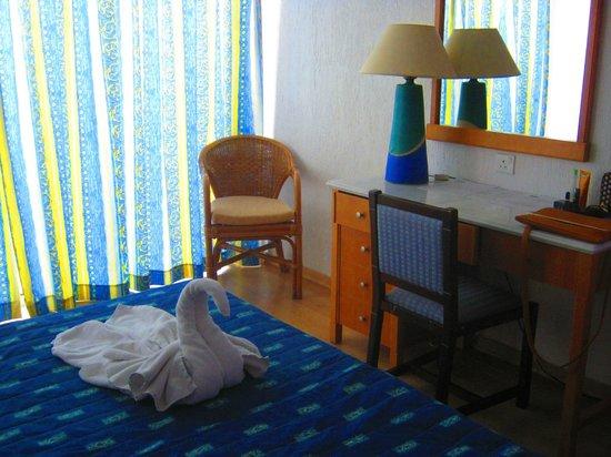 Paphos Gardens Holiday Resort: мой номер-студия.