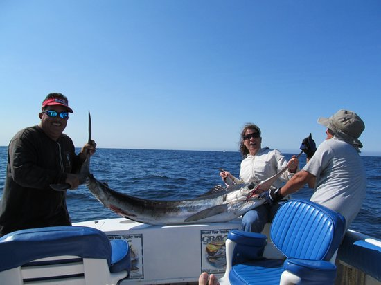 JC's Sportfishing : The Marlin from my trip