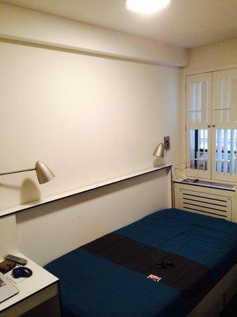Pod 51 Hotel : A single room