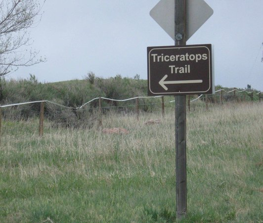 Triceratops Trail