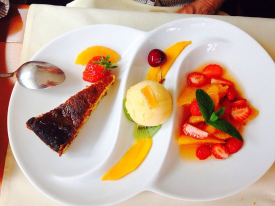 Dessert photo de le jardin gourmand lorient tripadvisor for Jardin gourmand lorient
