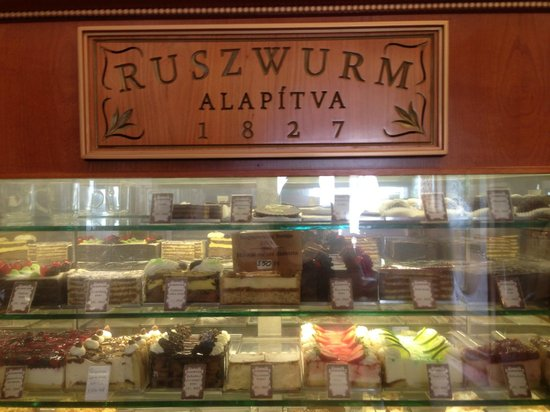 Ruszwurm: Cake Window