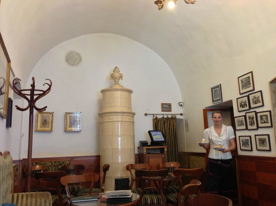 Ruszwurm: Restaurant Interior