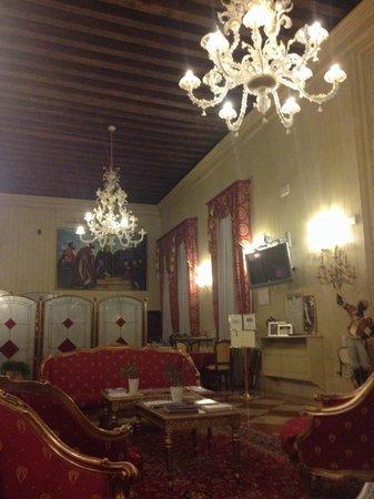 Hotel Ca' Vendramin di Santa Fosca : lobby