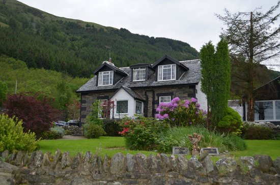 Culag Lochside Guest House: The Cottage