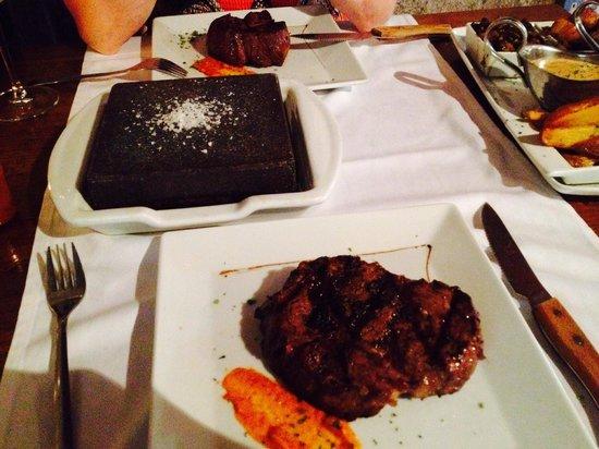 GAUCHOS : Big steaks