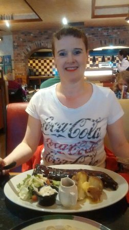 Frankie & Benny's New York Italian Restaurant & Bar - Preston