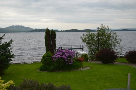 Culag Lochside Guest House: The View