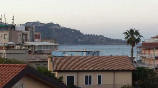 Pensione Villa Sant'Antonio: View from our balcony