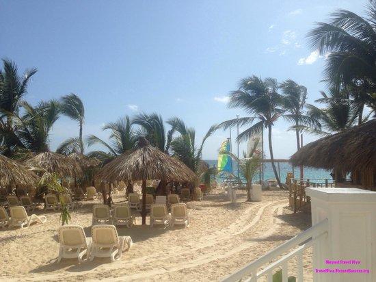 Luxury Bahia Principe Esmeralda Don Pablo Collection: The view for breakfast at the Gran Bahia Principe Esmeralda