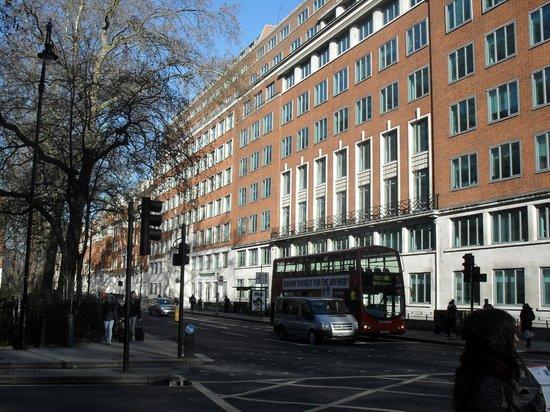 Tavistock Hotel: tavistock square
