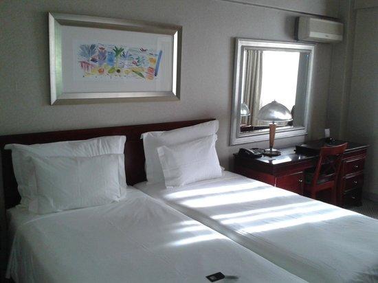Hotel Avenida: Bedroom