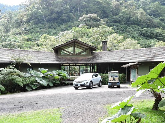 El Silencio Lodge & Spa : El Silencio Lobby/Restaurant