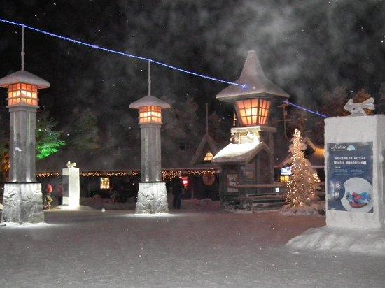 Santa Claus Village: Rovaniemi