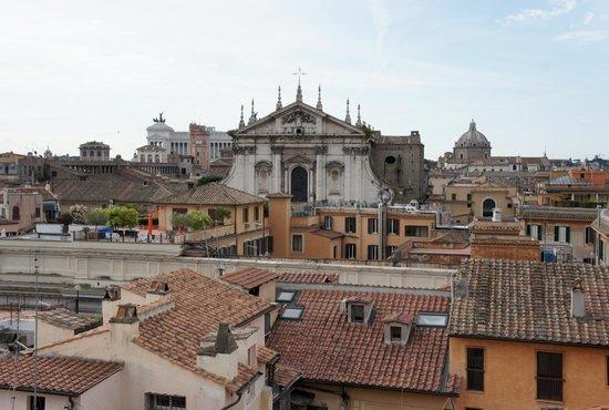 Colonna Palace Hotel : Vista desde la terraza