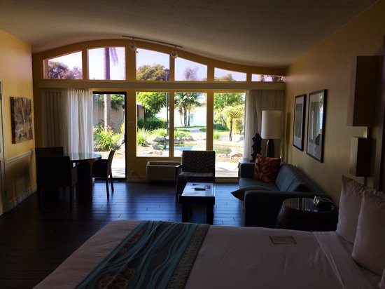 Paradise Point Resort & Spa : Our beautiful room