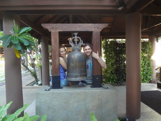 Patong Beach Hotel: Bill