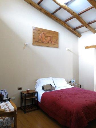 Hotel Samanapaq : Our Room