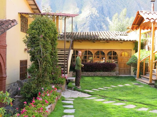Hotel Samanapaq: Paradise!