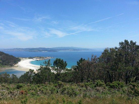 Barco Islas Cíes - Cruceros Rias Baixas: Desde A Campana