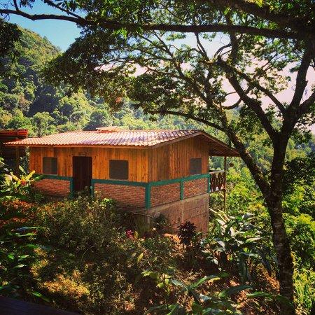 La Bastilla Ecolodge : Cabin