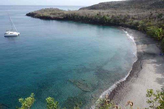 Ti Kaye Resort & Spa: Beach area